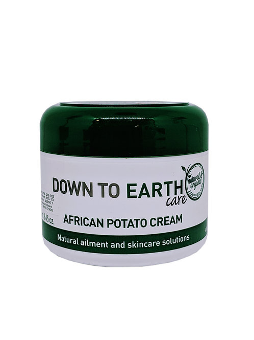 Down to Earth African Potato Cream (125ml)