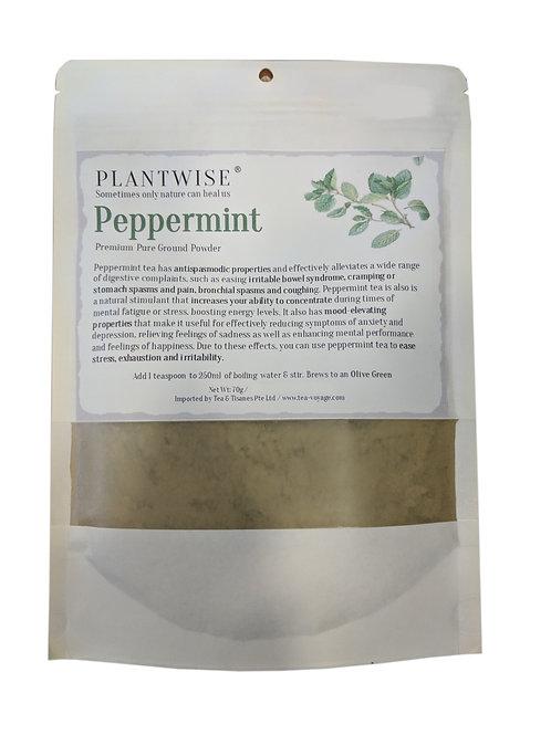 Tea Voyage Plantwise Peppermint 70g