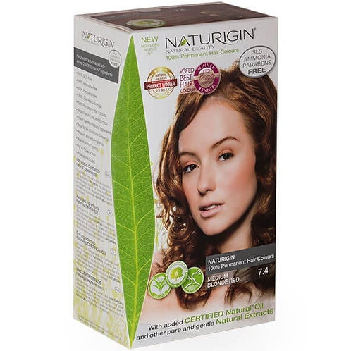 NATURIGIN Medium Blonde Red 7.4