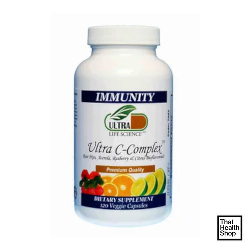 Ultra Life Science Ultra C-Complex (120 Capsules)
