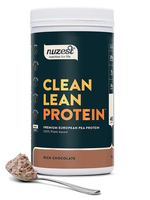 Nuzest Clean Lean Protein - Rich Chocolate (1kg)