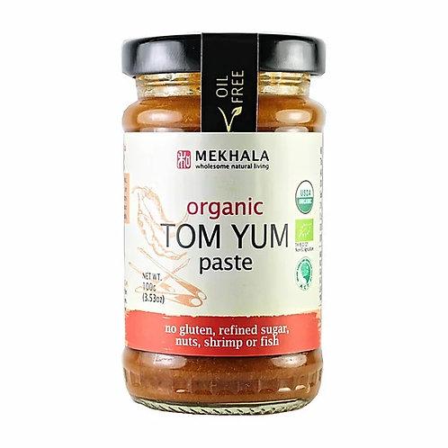 Mekhala Organic Tom Yum Paste (100g)