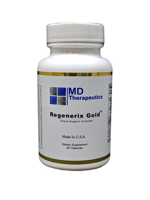 MD THERAPEUTICS Regenerix Gold (60 Capsules)