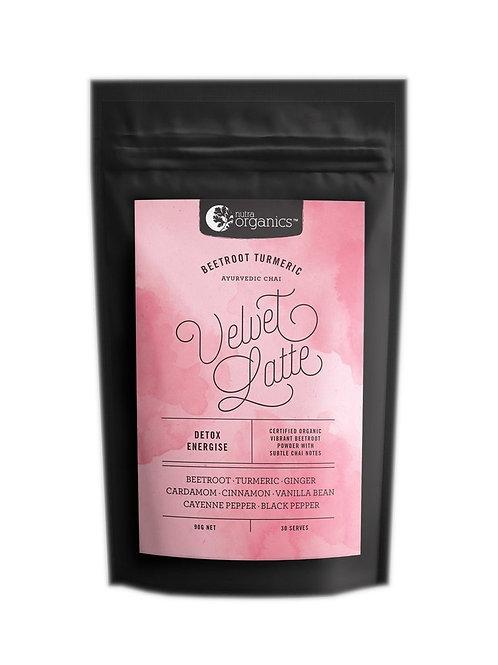 Nutra Organics Velvet Latte (90g)