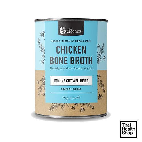 Nutra Organics Chicken Bone Broth Homestyle Original (125g)