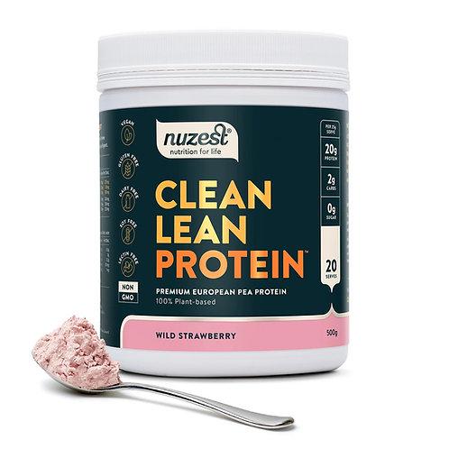 Nuzest Clean Lean Protein Wild Strawberry (500g)