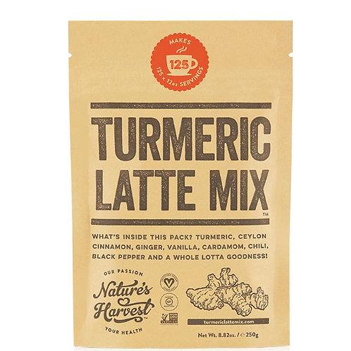Turmeric Latte Mix 125 Serves 250g Refill Pack