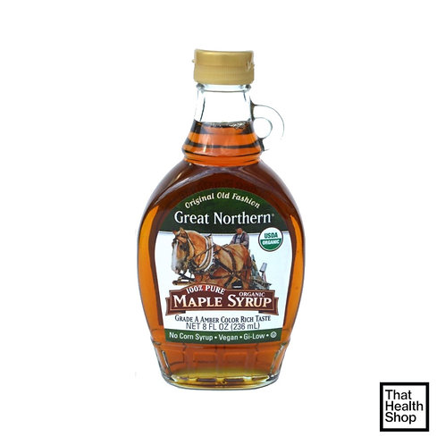 Great Northern Organic Maple Syrup (236ml)