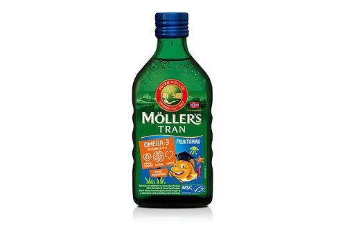 Moller's Cod Liver Oil Tutti Frutti (250ml)