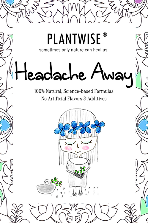 PLANTWISE Headache Away