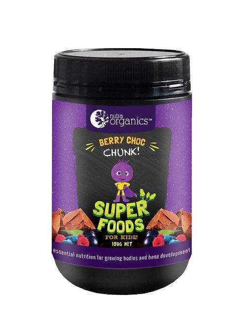 Nutra Organics Berry Choc Chunk (150g)