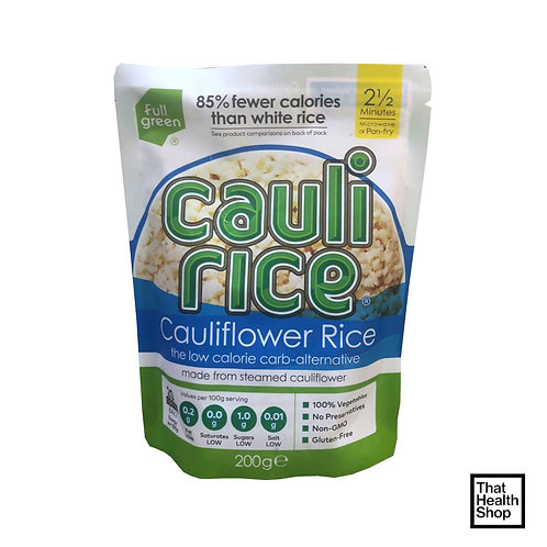 Fullgreen Cauli Rice Cauliflower Rice (200g)