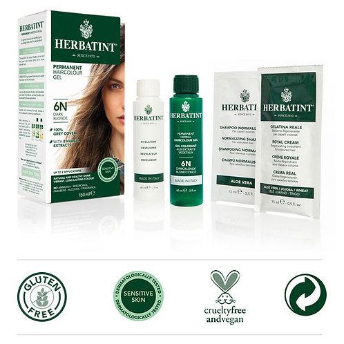 Herbatint, Permanent Haircolor Gel (135ml)
