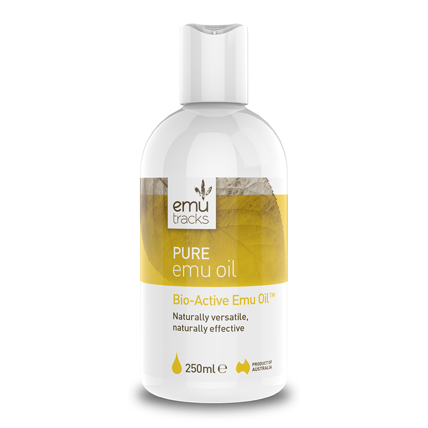 Emu Tracks Pure Emu Oil 250 ml