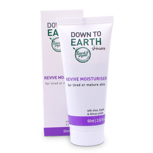 Down to Earth Revive Moisturiser (60 ml)