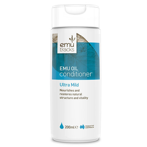 Emu Tracks Ultra Mild Conditioner 200ml