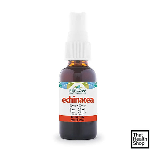 Ferlow Botanicals Echinacea Throat Spray 30ml