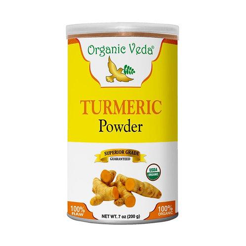 Organic Veda Turmeric Powder (200g)