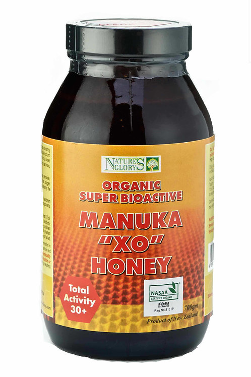 Nature's Glory Organic Manuka XO Honey 30+ (0.7kg)