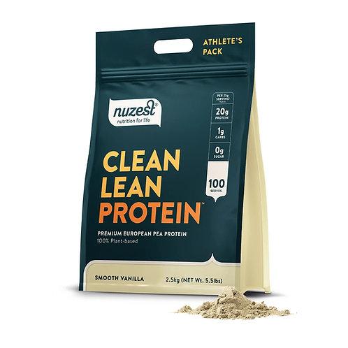 Nuzest Clean Lean Protein Athletes Pack, Smooth Vanilla(2.5kg)