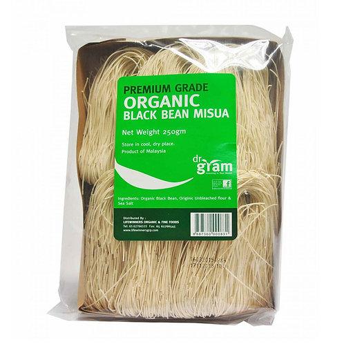 Dr Gram Organic Black Bean Misua 250g