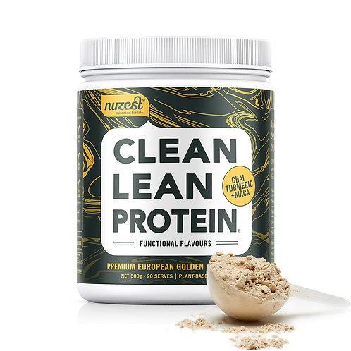 Nuzest Clean Lean Protein - Chai Turmeric + Maca (500g)