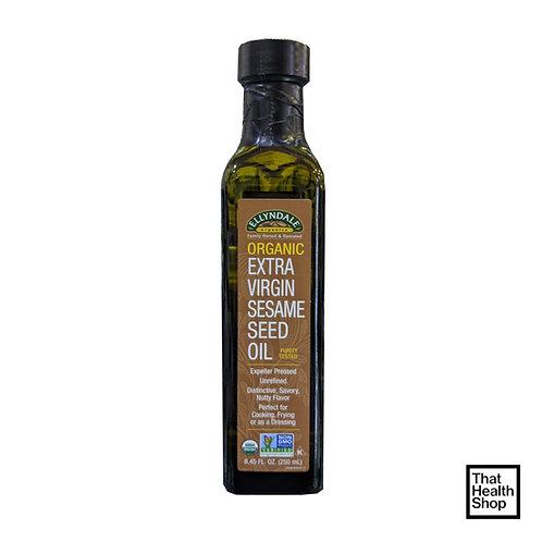 Ellyndale Organic Extra Virgin Sesame Seed Oil (250ml)