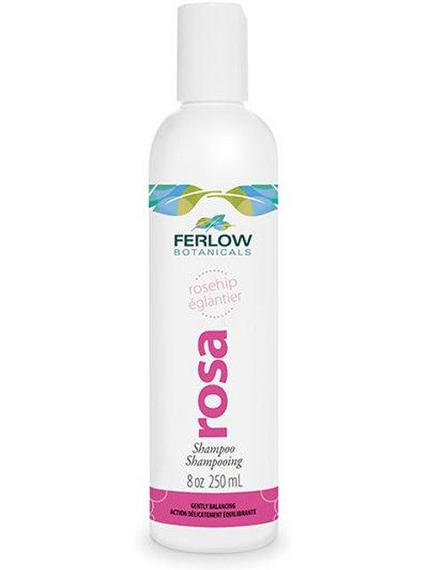 Ferlow Botanicals Rosa Shampoo (250 ml)