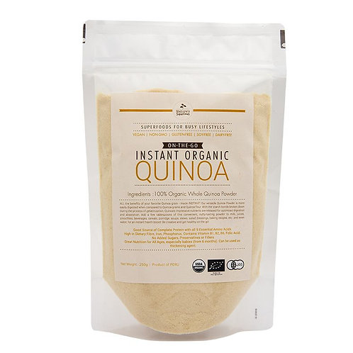 Nature's Superfoods Organic Instant Quinoa Powder (250g)
