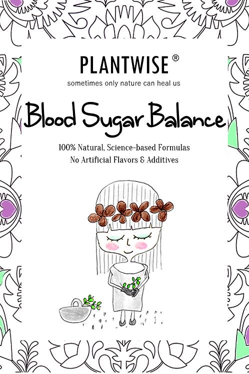 PLANTWISE Blood Sugar Balance (15 Sachets)