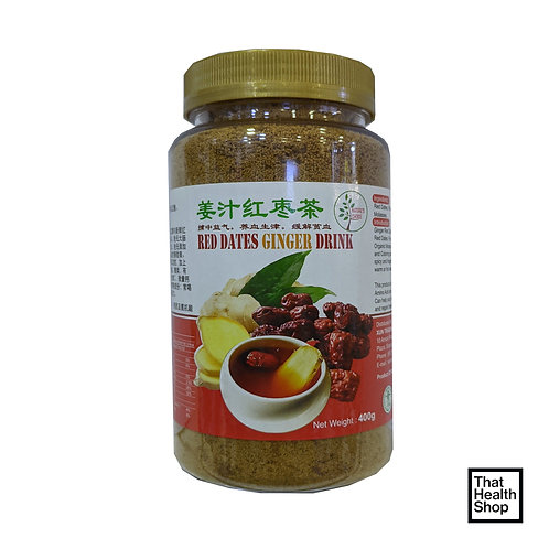 Nature's Choice Red Dates Ginger Drink (400g)