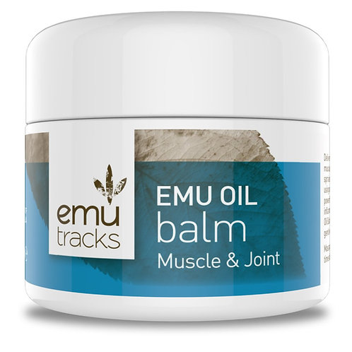Emu Tracks Emu Oil Balm 50gm