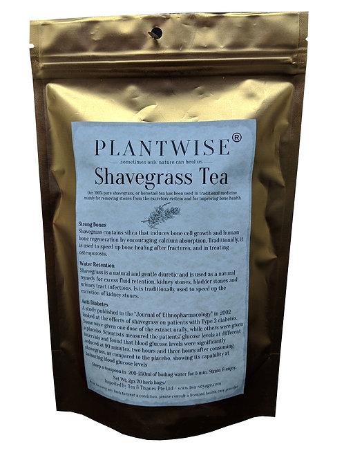 PLANTWISE Shavegrass Tea (20 Herb Bags)
