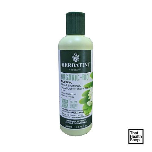 Herbatint Organic Moringa Repair Shampoo (260ml)