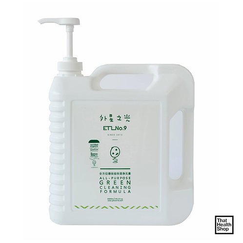 ETL No.9 All Purpose Green Formula 4000ml