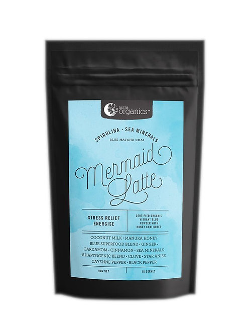 [Batch Expiry March 2021] Nutra Organics Mermaid Latte (90g)