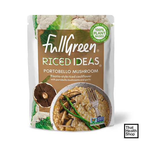 Fullgreen Riced Ideas Portobello Mushroom (200g)
