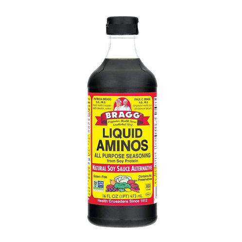 Bragg Liquid Aminos All Purpose Seasoning Soy Alternative (437ml)