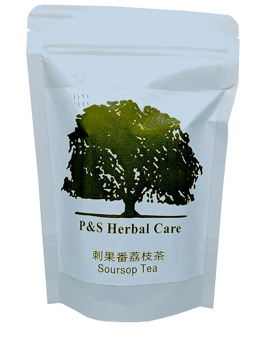 P&S Herbal Care Soursop Tea (30 Sachets)