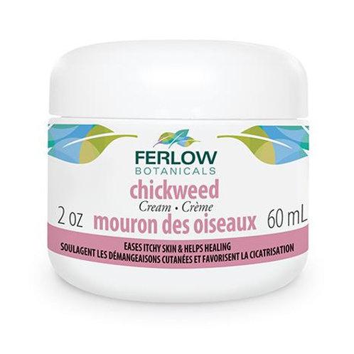 Ferlow Botanicals Chickweed Cream (60 ml)