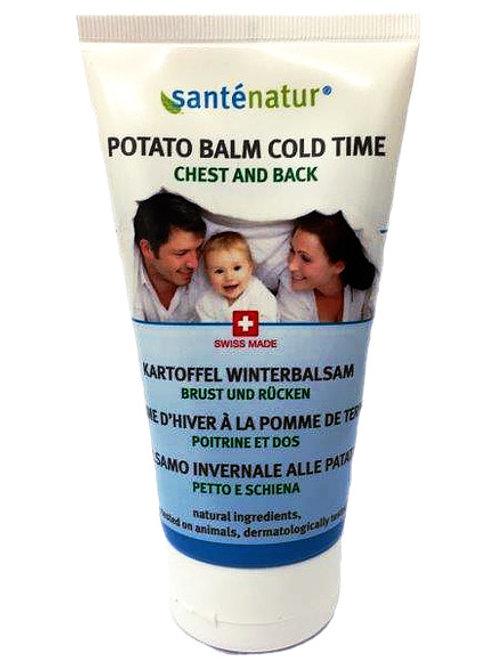 Santenatur Potato Balm Cold Time (150ml)