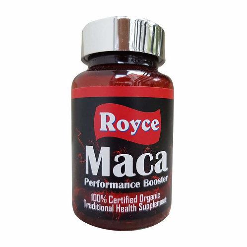 Royce Maca (60 Capsules)