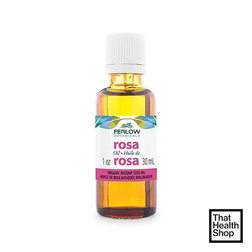 Ferlow Botanicals Rosa Oil 30ml