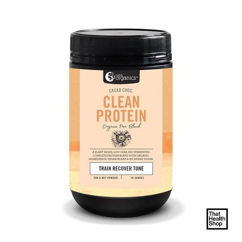 Nutra Organics Clean Protein Cacao Choc (500g)