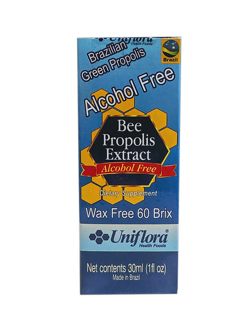 Uniflora Propolis Extract 60 Brix (30 ml)