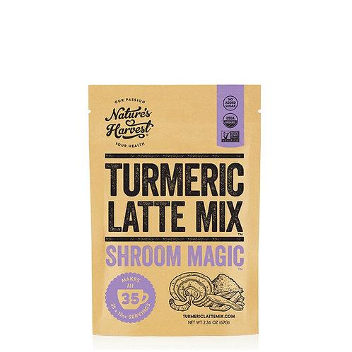 Turmeric Latte Mix Shroom Magic (35 Serves,67g)