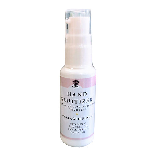 Hand Sanitizer Collagen Serum (40ml)