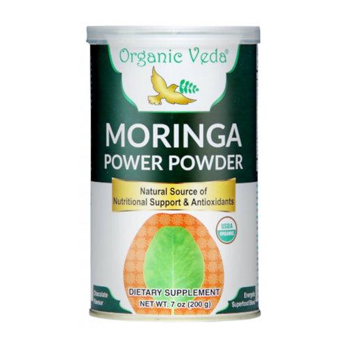 Organic Veda Moringa Power Powder (200g)