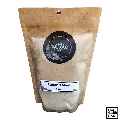 The Whole Kitchen Raw Almond Meal (300g) [Batch Expiry Dec 2020]