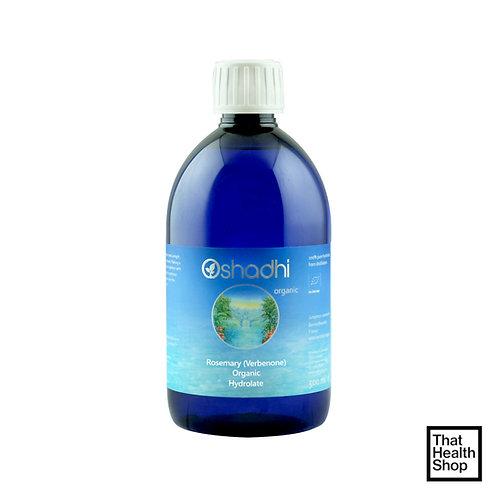 Oshadhi Rosemary (Verbenone) Organic Hydrolat (Wild) 500ml
